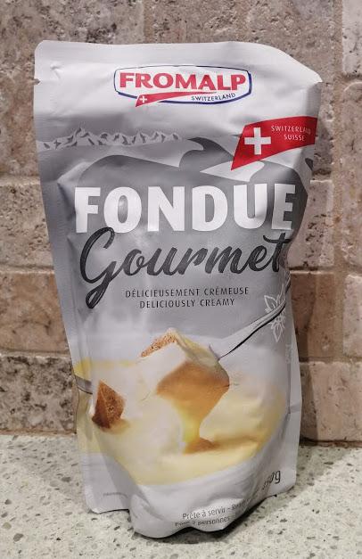 Swiss cheese fondue - Ready Made Swiss Cheese Fondue