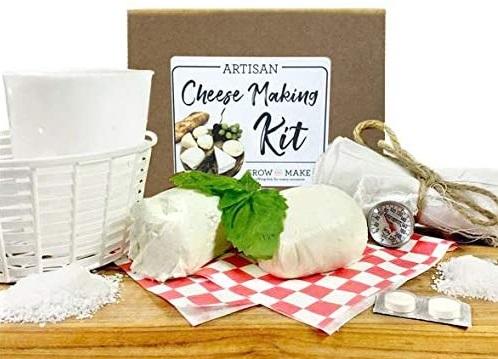 The Cheese Shark - Artisan Cheese Making Kit