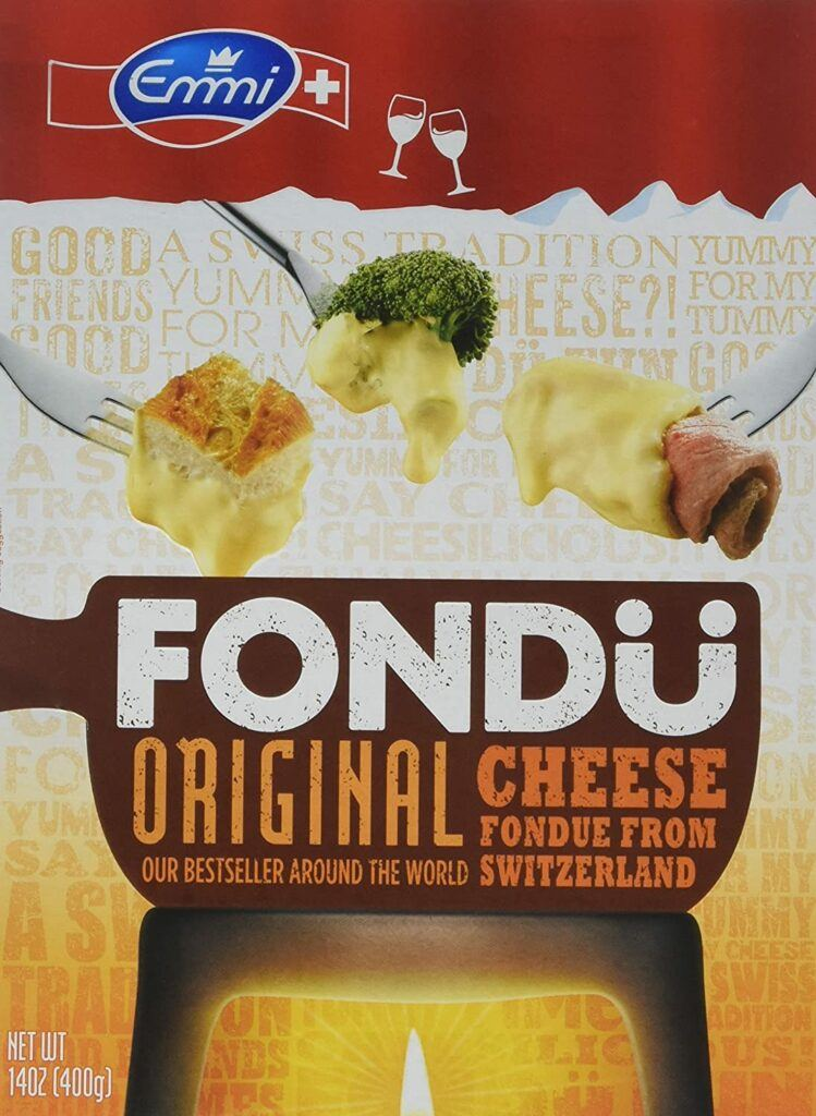 The Cheese Shark - Easy to Make Fondue