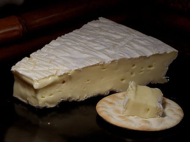 White Surface Mould in Brie - The Cheese Shark