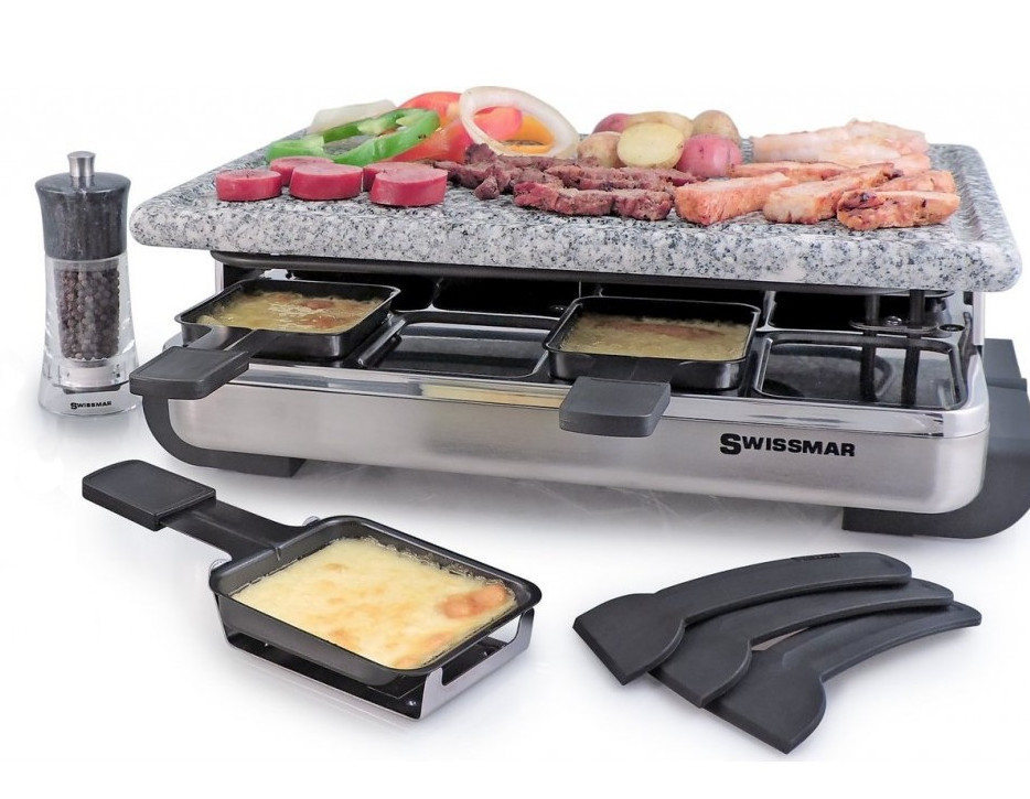 Raclette Grill Reviews - The Cheese Shark