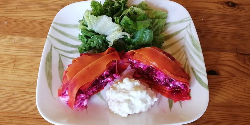 Cottage Cheese and Vegetable Medley - The Cheese Shark